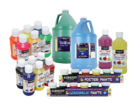 Sargent Art Recalls Craft Paints