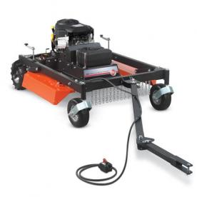 Country Home Products Recalls Field & Brush Mowers Due to Fire and Burn Hazards