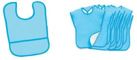 Discount School Supply Recalls Children's Waterproof Bibs Due to Suffocation Hazard (Recall Alert)
