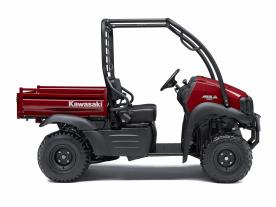 Kawasaki Recalls Utility Vehicles, Recreational Off-Highway Vehicles and All-Terrain Vehicles Due to Fire Hazard (Recall Alert)