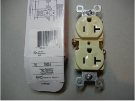 Pass & Seymour Recalls Commercial-Grade Electrical Receptacles Due to Burn Hazard