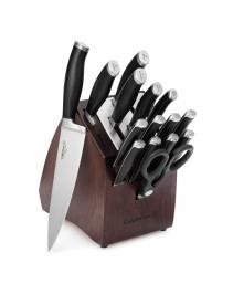 Calphalon Contemporary Cutlery Self-Sharpen 16pc Block Set