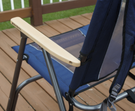 West Marine Recalls Folding Deck Chairs Due to Fall and Injury Hazards