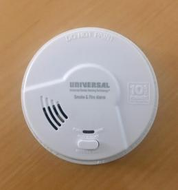 Universal Security Instruments Recalls to Inspect Smoke Alarms Due to Risk of Failure to Alert Consumers to a Fire