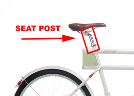 Electric Bicycles Recalled by Faraday; Seat Post Poses Fall Hazard