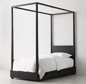 RH Recalls Callum Canopy Beds Due to Injury Hazard (Recall Alert)