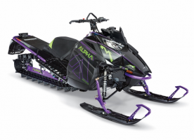 Arctic Cat Recalls Snowmobiles Due to Fire Hazard