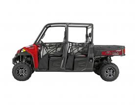Polaris Recalls Ranger 900 Recreational Off-Highway Vehicles Due to Fire and Burn Hazards