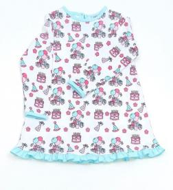Just Blanks Children's Nightgowns Recalled by Ishtex Textile Products Due to Violation of Federal Flammability Standard; Burn Hazard