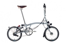 Brompton Bicycle Recalls Bicycles Due To Fall Hazard