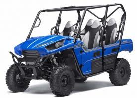 Kawasaki Recalls Teryx4 Recreational Off highway Vehicles