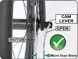 Cam Open Safe