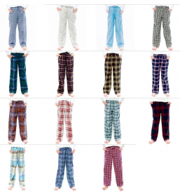 K-Apparel Recalls Children's Lounge Pants Due to Violation of Federal Flammability Standard; Burn Hazard (Recall Alert)
