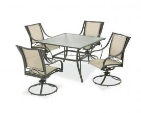 "Casual Living ""Dana Point"" and ""Wellington"" Patio Sets"