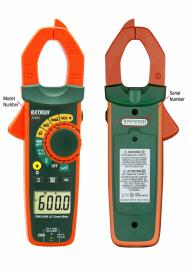 Extech Recalls Digital Clamp Meters Due to Electrocution Hazard