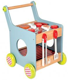 Janod Barbecue Trolley