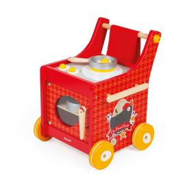 Juratoys Recalls Toy Trolleys Due to Impact Injury Hazard