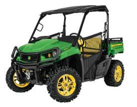 Recalled John Deere utility vehichle