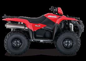 Suzuki Recalls KingQuad ATVs Due to Crash Hazard (Recall Alert)