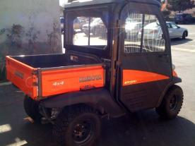 Picture of recalled off-road utility vehicle