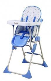 Dream On Me Recalls High Chairs Due to Strangulation Hazard