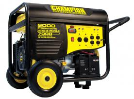 Picture of recalled generator Model 41332
