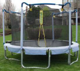 Trampolines Recalled by Sportspower Due to Injury Hazard; Sold Exclusively at Sports Authority