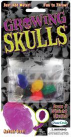 Growing Skulls