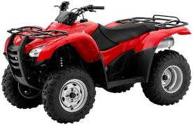 Honda FourTrax Rancher TRX420TE