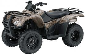 Honda FourTrax Rancher TRX420TM