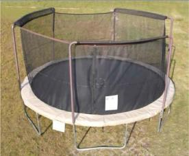 Sportspower Expands Trampoline Recall Due to Fall Hazard; Sold Exclusively at Walmart