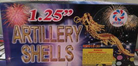 GS Fireworks Recalls Fireworks Due to Violation of Federal Standards; Explosion and Burn Hazards; Sold Exclusively at GS Fireworks