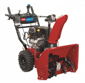 Toro Recalls Power Max Snowthrowers Due to Amputation Hazard