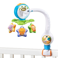 VTech Recalls Lights & Lullabies Travel Mobiles Due to Injury Hazard