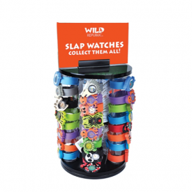 K & M International Recalls Slap Watches Due to Coin Cell Battery Ingestion and Choking Hazards