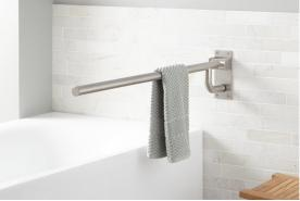 Signature Hardware Recalls Towel Grab Bars Due to Fall and Injury Hazards