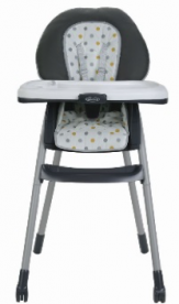 Graco Recalls Highchairs Due to Fall  Hazard; Sold Exclusively at Walmart