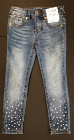 Topson Downs Recalls Cat & Jack Girls' Star Studded Jeans Due to Laceration Hazard; Sold Exclusively at Target