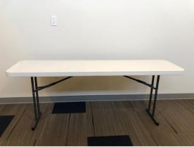 Lifetime Products Recalls 6-Foot Seminar Tables Due to Injury Risk