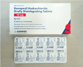Sandoz and Novartis Recall Prescription Drug Blister Packages Due to Failure to Meet Child-Resistant Closure Requirements