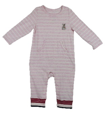 Weeplay Kids Recalls Children's Coveralls Due to Choking Hazard