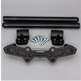 Woodcraft Recalls Clip-On Adapters for Motorcycle Handlebars Due to Crash Hazard