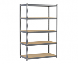 Edsal Recalls 2.2 Million Shelving Units Due to Injury Hazard