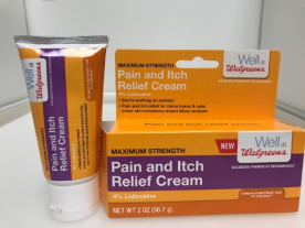 Walgreens Pain and Itch Relief Cream Recalled by Natureplex Due to Failure to Meet Child Resistant Closure Requirement