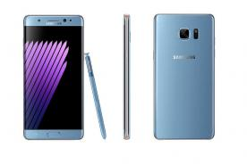 Samsung Expands Recall of Galaxy Note7 Smartphones Based on Additional Incidents with Replacement Phones; Serious Fire and Burn Hazards