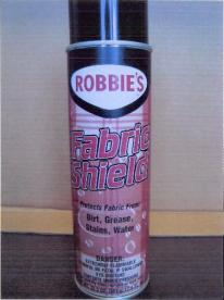 Robbie's™ Fabric Shield