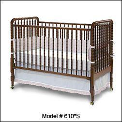 Angel Line Recalls to Repair Longwood Forest Drop-Side Cribs Due to Entrapment, Suffocation and Fall Hazards