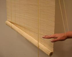 Lowe's Stores Recall to Repair Roman Shades and Roll-Up Blinds; Two Near Strangulations Involved Young Children