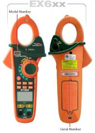 Extech Instruments Recalls Digital Clamp and Multimeters due to Electrocution Hazard