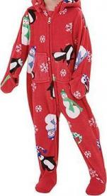 Infant and Toddler Footed Pajamas Recalled by Pajamagram Due to Choking Hazard